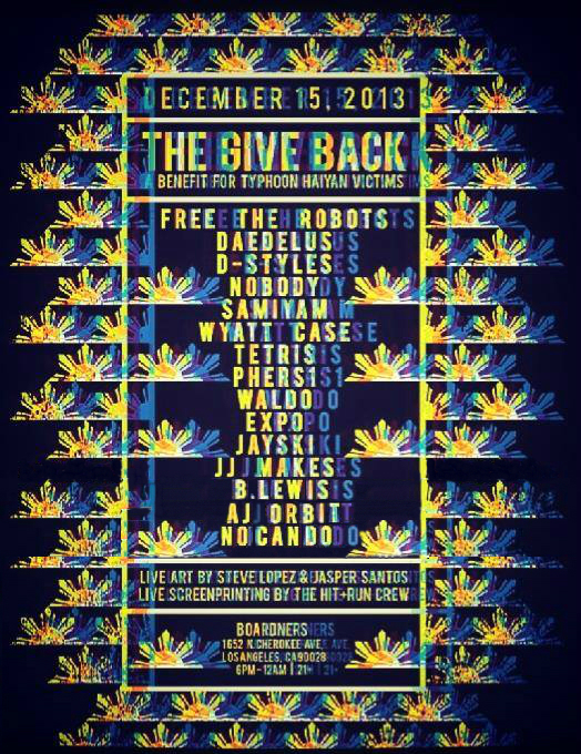 The Give Back LA